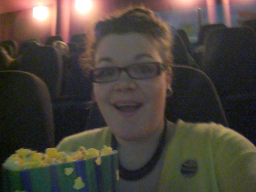 Getting ready for IMAX