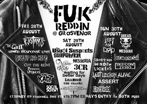 Fuk Reddin 2009 Grosvenor Flyer