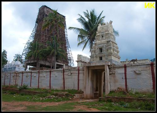 Ranganathaswamy temple at Rangasthala