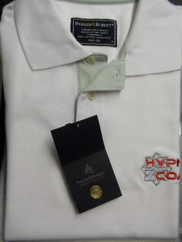 Parker&Roberts Poloshirt der Hypnoseakademie