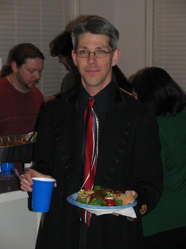 Chad, the bridegroom