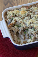 Creamy Chicken Casserole pan