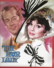 """My Fair Lady"" poster, 1964"