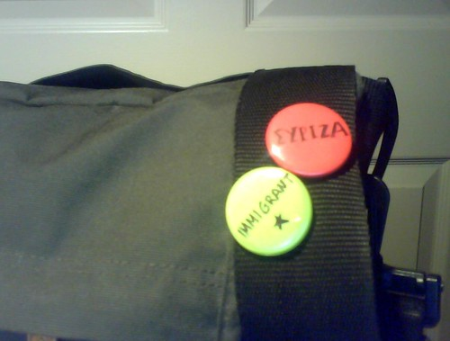 Self-made buttons! :)