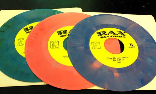 3 Rax Records