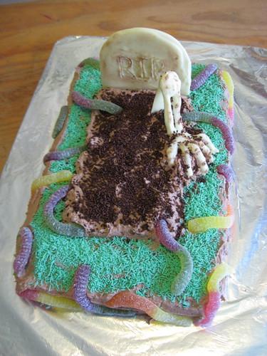 Tom's 8th birthday cake
