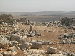 Der Aman Byzantine Site Ruins