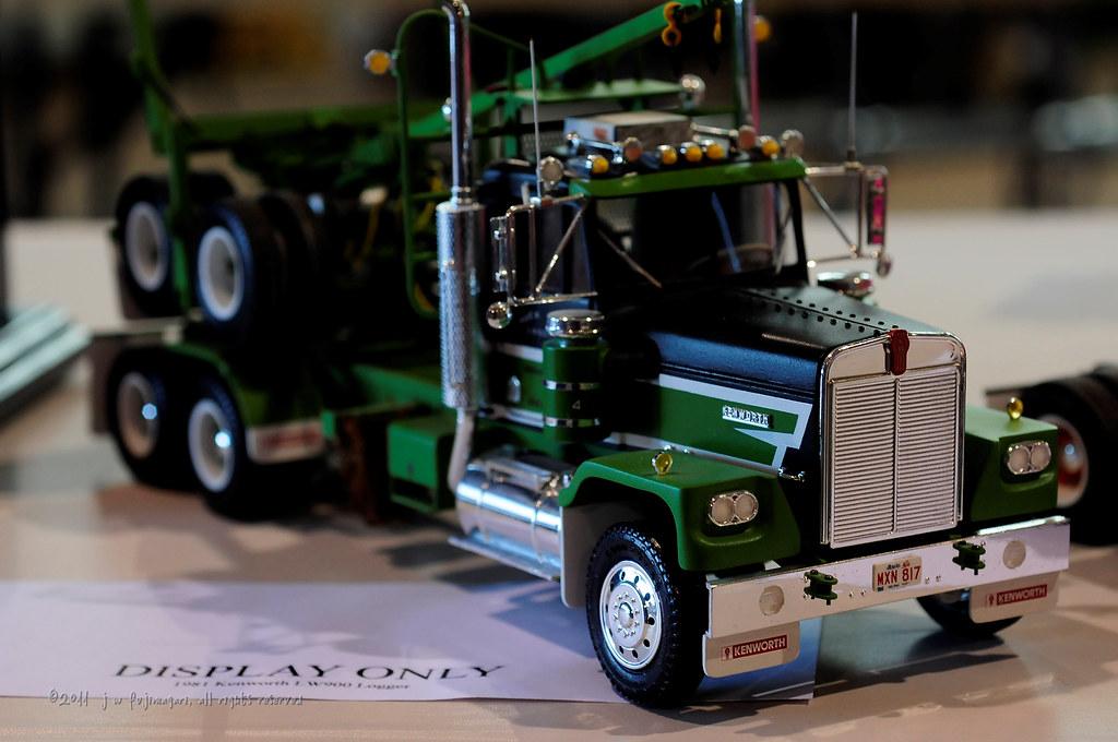 Kenworth LW900 Logger
