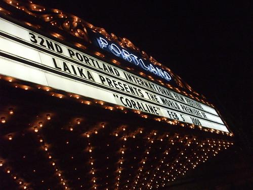 Coraline premiere!