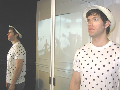 Filippa K Polka Dot T Shirt and Fedora