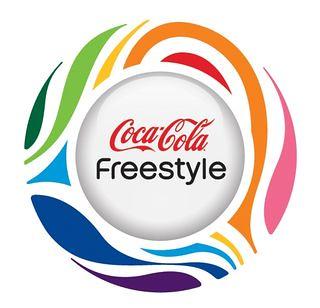 Coke Freestyle logo