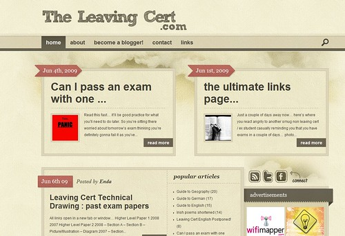 theleavingcert screenshot