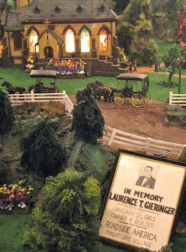 Roadside America - In Memory of Laurence Gieringer