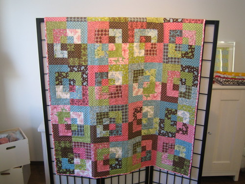 Daydreams quilt front