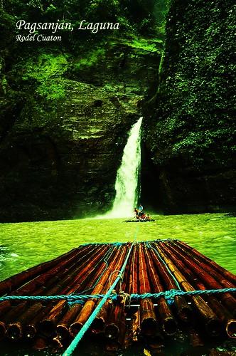 Pagsanajan Falls