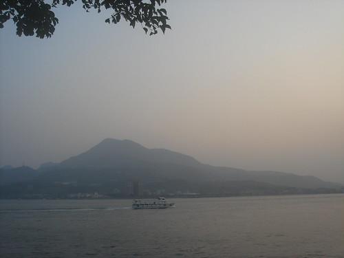 淡水夕陽80