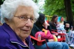 Grandma Enns
