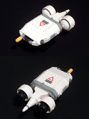 Cargo Shuttle - 'Flatmouse' por [Soren]