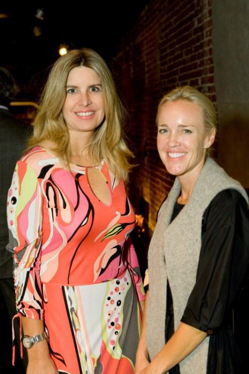 Susan Levitt and Heidi Castelein