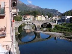 San Giovanni Bianco: ponte sul Brembo
