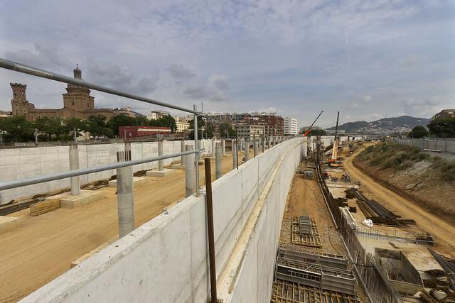 Estació de Sant Andreu - Norte - 27-05-11