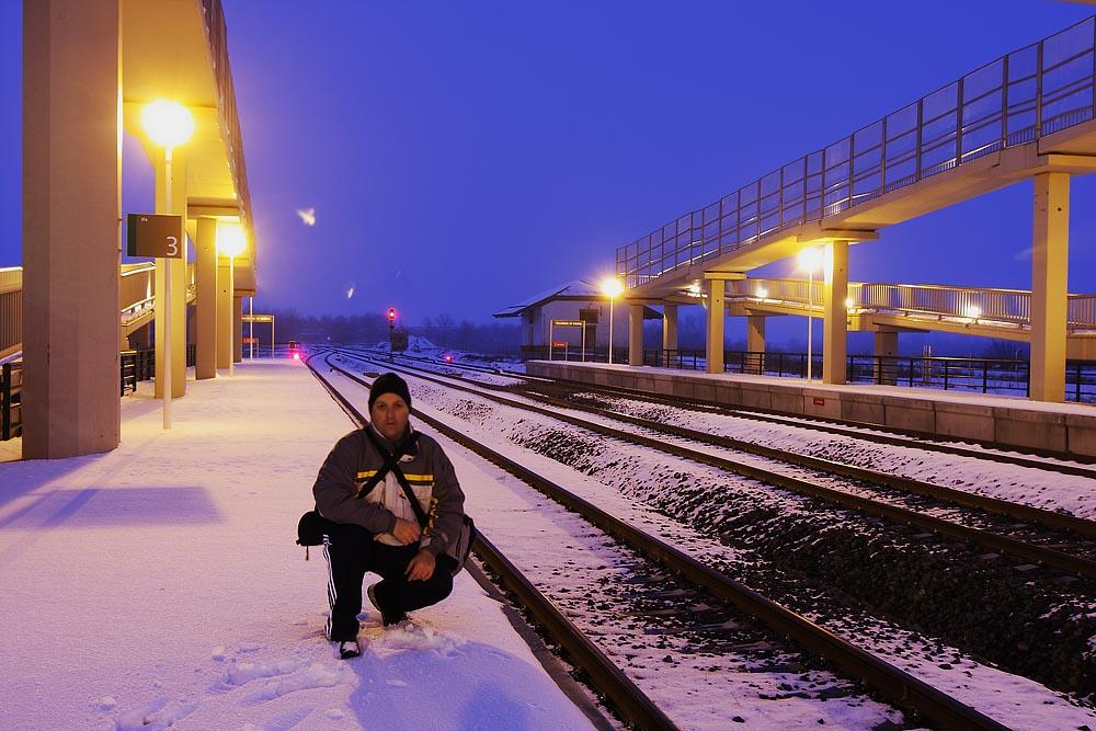Estación - el fotógrafo