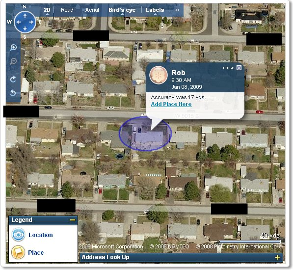 Sprint Family Locator - Find Stolen Phone