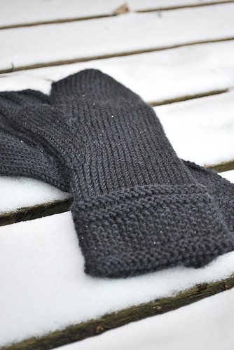 mittens for my brother - palm