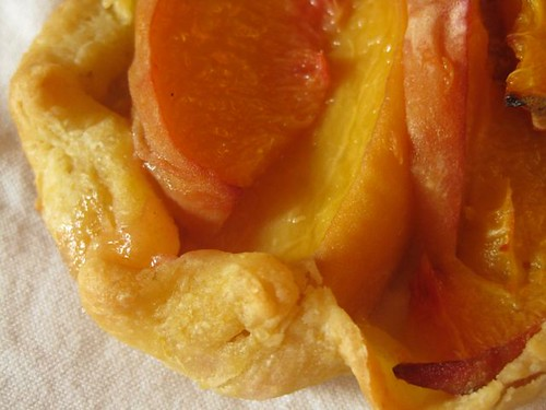 Peach Tartlet 2