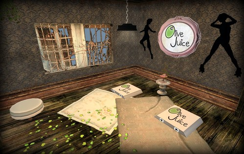 Olive Juice is now open in world!