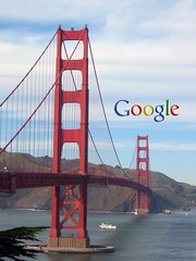 The Googlin' Gate Bridge