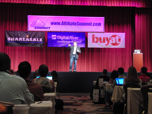 Affiliate Summit East 2009 Keynote from Peter Shankman