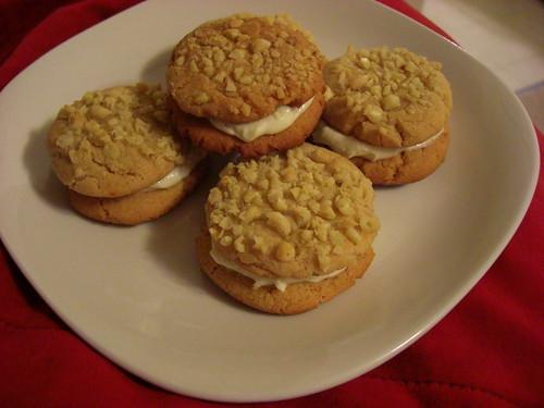 Greek Honey Cookies