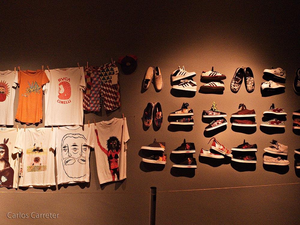Camisetas y deportivas