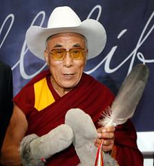 Dalai Lama in Calgary