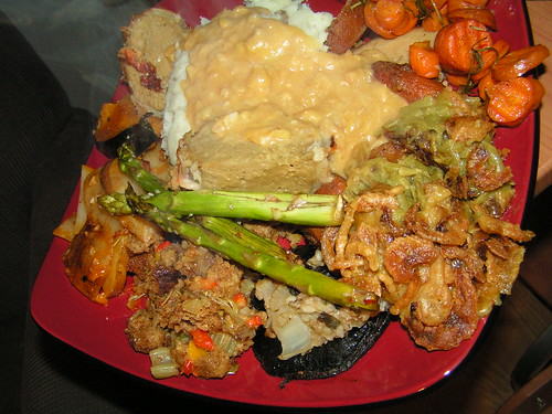 Plate of plenty