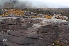 Pre-Cambrian Torridonain red sandstone