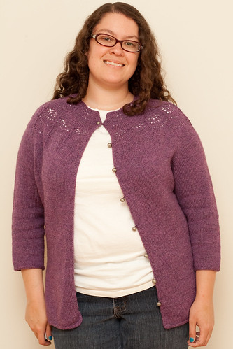 Camber Cardigan - Front