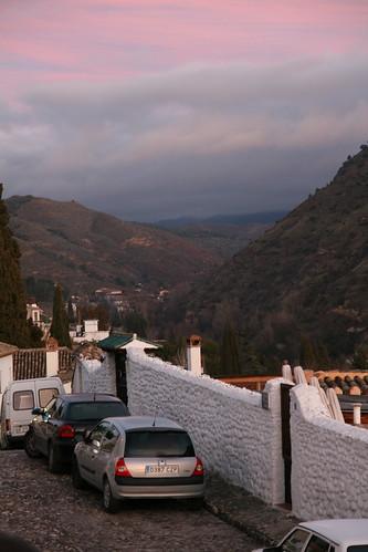 Looking Past Granada