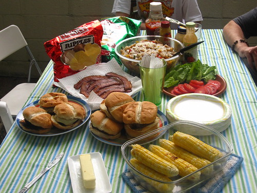 Labor Day BBQ Feast