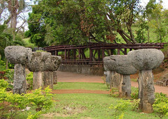 Senator Angel Leon Guerrero Santos Latte Memorial Park