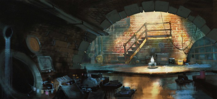 El Arte de Ratatouille - Animatica, Concept Art y Diseño de Personajes - libro artbook