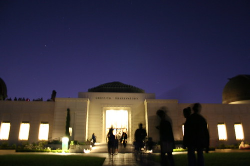 How ive gone this long without going to the Observatory at night, i have no idea.