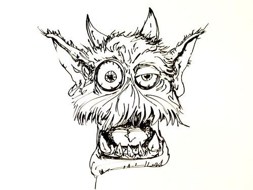 Comfy Monster