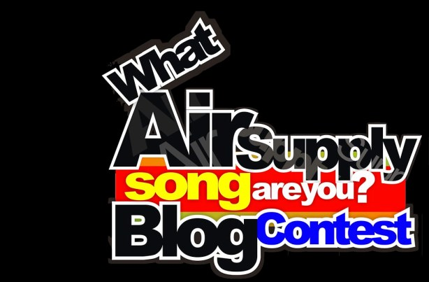What Air Supply Song Are You?