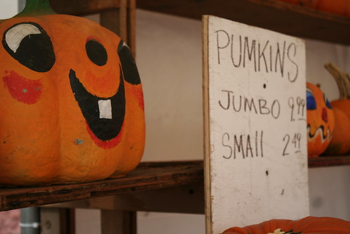 """Pumkins"" - someone didn't make it to the spelling bee"