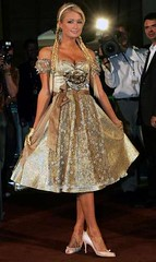 Paris Hilton allOktoberfest