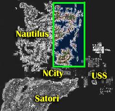 Nautilus, Nautilus City, Sartori