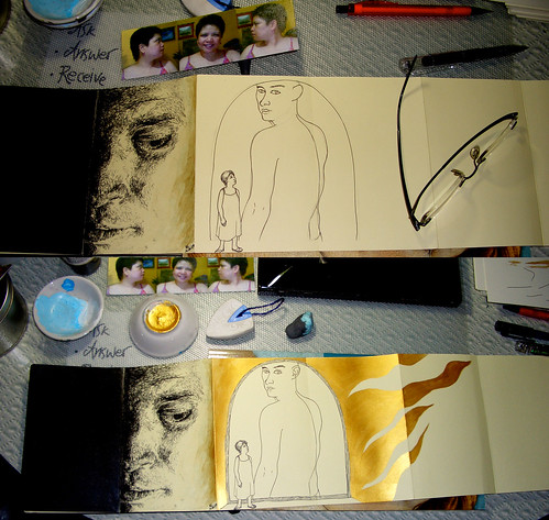 My page in progress