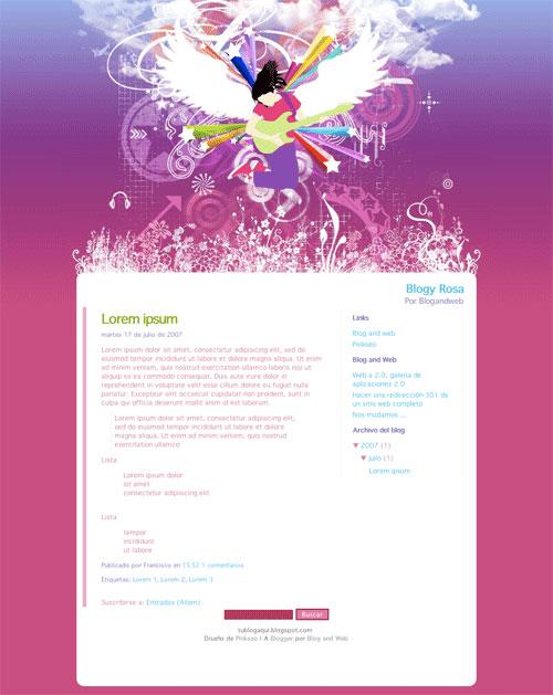 3292194713 b513883f9a o 50 (Most) Beautiful Blogger Templates blogger এর জন্য আরো ২৫টি জটিল টেম্পলেট [ডেমো সহ]
